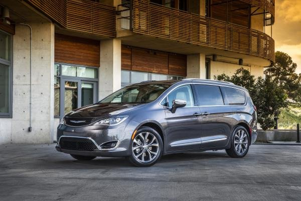 Showcase cover image for tdimarzio's 2017 Chrysler Pacifica