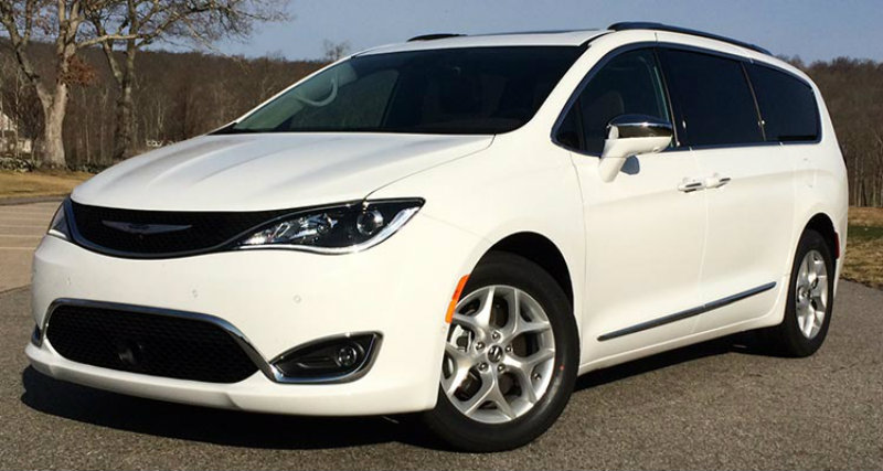 Chrysler Is Getting Back Into The Minivan With Their New 2017 Pacifica And Consumer Reports Got Hands One For Testing